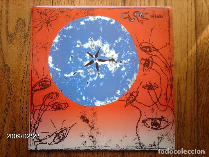 THE CURE - WISH (Música - Discos - LP Vinilo - Pop - Rock Extranjero de los 90 a la actualidad)