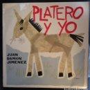 Discos de vinilo: PLATERO Y YO - JUAN RAMÓN JIMÉNEZ - TEÓFILO MARTÍNEZ - 1969. Lote 141251754