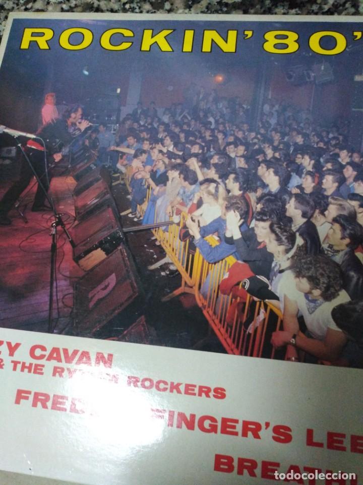 Rockin 80s crazy cavan breathless freddie finge - Sold through