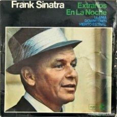 Discos de vinilo: EP. FRANK SINATRA. EXTRAÑOS EN LA NOCHE. (VG/VG). Lote 141260758
