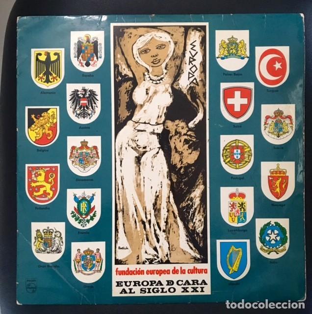 EUROPA DE CARA AL SIGLO XXI - SPRINTERS, JUNIOR'S, INDONESIOS... (Música - Discos - LP Vinilo - Grupos Españoles 50 y 60)