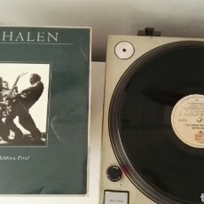 Discos de vinilo: VAN HALEN,VINILO WOMEN AND CHILDREN FIRST,AÑO 1980. Lote 141296529
