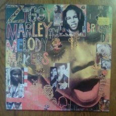 Discos de vinilo: ZIGGY MARLEY AND THE MELODY MAKERS - ONE BRIGHT DAY, 1989, VIRGIN. SPAIN.. Lote 141299646