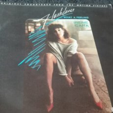 Discos de vinilo: DISCO VINILO SINGLE FLASHDANCE. Lote 141303350