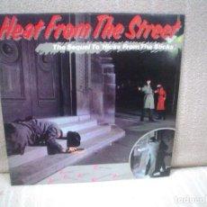 Discos de vinilo: HEAT FROM THE STREET - CHARISMA 1981 ESPAÑA. Lote 141307662