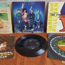 Discos de vinilo: COLECCIÓN DE 52 DISCOS DE VINILO, SINGLES. MÍRALO!!!. Lote 141309250
