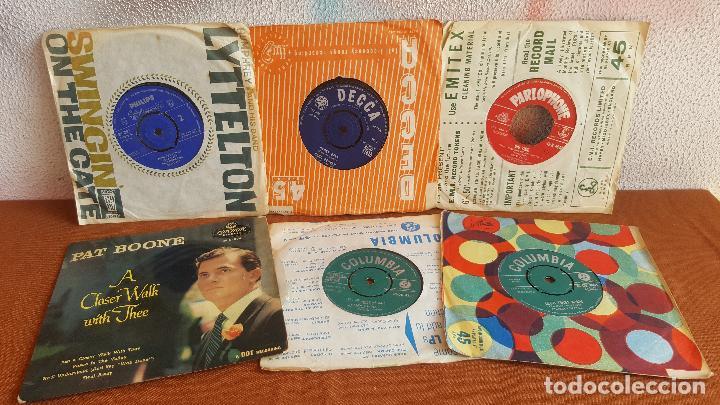 Discos de vinilo: Colección de 52 discos de vinilo, singles. MÍRALO!!! - Foto 4 - 141309250