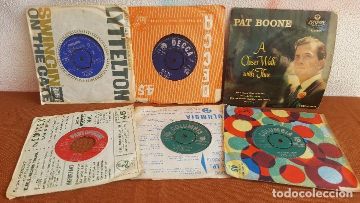 Discos de vinilo: Colección de 52 discos de vinilo, singles. MÍRALO!!! - Foto 5 - 141309250