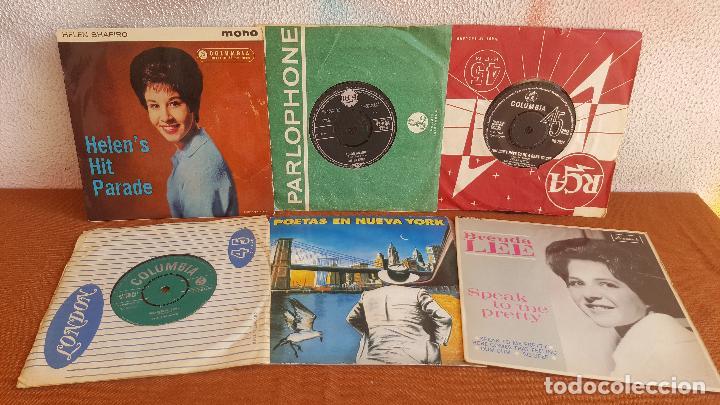 Discos de vinilo: Colección de 52 discos de vinilo, singles. MÍRALO!!! - Foto 6 - 141309250