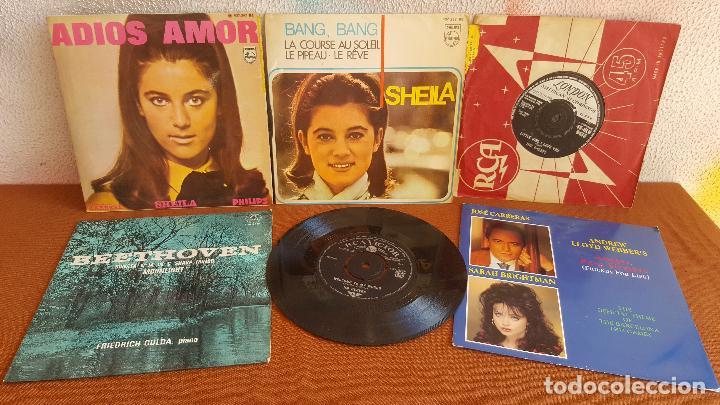 Discos de vinilo: Colección de 52 discos de vinilo, singles. MÍRALO!!! - Foto 7 - 141309250