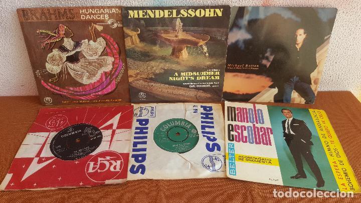 Discos de vinilo: Colección de 52 discos de vinilo, singles. MÍRALO!!! - Foto 9 - 141309250