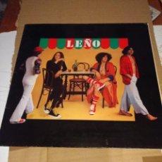 Discos de vinilo: LP LEÑO ( EDICION ORIGINAL DE 1979, CON DOBLE CUBIERTA, LETRAS Y FUNDA INTERIOR CON EL COMIC ). Lote 141311138