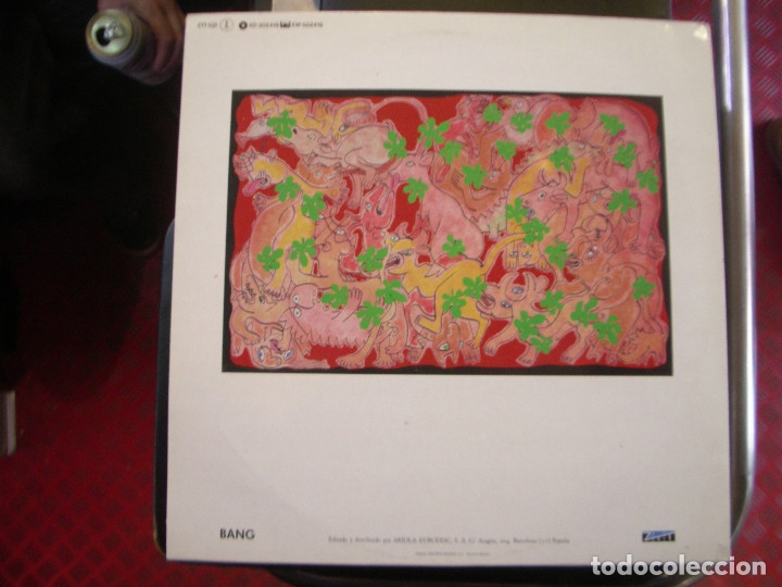 Discos de vinilo: FRANKIE GOES TO HOLLYWOOD- WELCOME TO THE PLEASUREDOME. DOBLE LP. - Foto 2 - 141315650