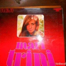 Disques de vinyle: LP MARI TRINI. GUITARRA 1971. Lote 141318114