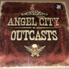 Discos de vinilo: LP - ANGEL CITY OUTCASTS - EDICION LIMITADA VINILO DE COLOR - NUEVO Y PRECINTADO- ANGEL CITY. Lote 141328381