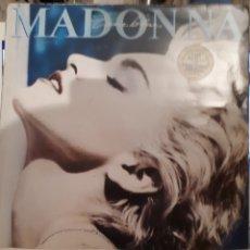 Discos de vinilo: MADONNA-TRUE BLUE. Lote 141329405