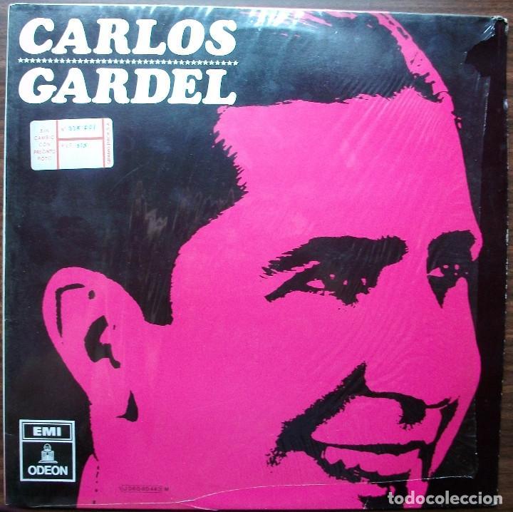 CARLOS GARDEL. ACOMP. GUITARRAS 1966 (Música - Discos - Singles Vinilo - Grupos y Solistas de latinoamérica)