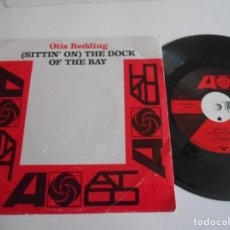 Discos de vinilo: OTIS REDDING-EP SITTIN' ON THE DOCK OF THE BAY +2. Lote 141338450