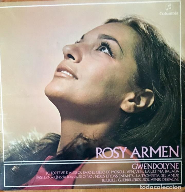 ROSY ARMEN - GWENDOLYNE (Música - Discos - LP Vinilo - Otros estilos)
