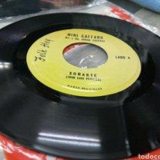 Discos de vinilo: NINI CAFFARO SINGLE SOÑARTE. Lote 141341485