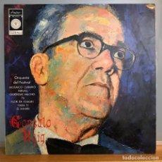 Discos de vinilo: ORQUESTA DEL FESTIVAL DIRIGE: GONZALO ROIG_ LINDO DISCO. Lote 141433754
