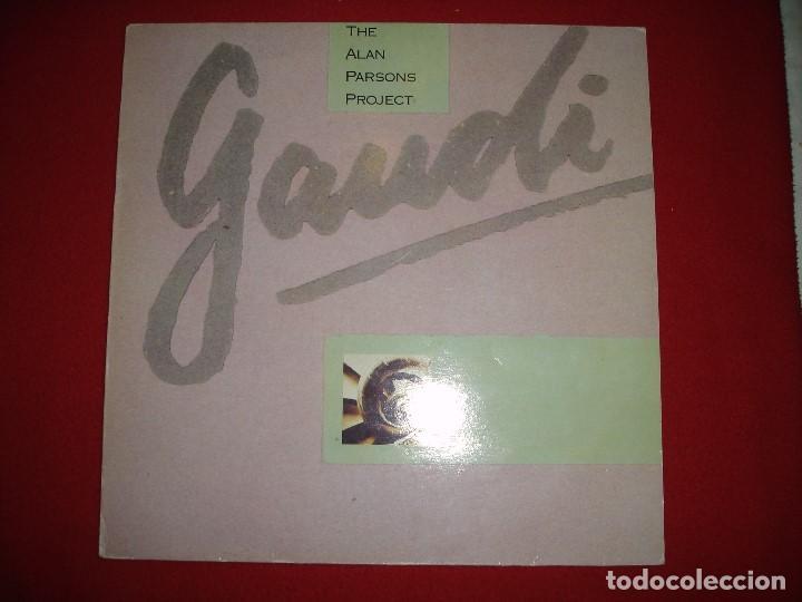 THE ALAN PARSONS PROJECT ?– GAUDÍ. LP VINILO. ED. ESPAÑA 1987 (Música - Discos - LP Vinilo - Electrónica, Avantgarde y Experimental)