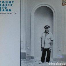 Discos de vinilo: COUNT BASIE.MONTREUX 77..LP. Lote 141446618