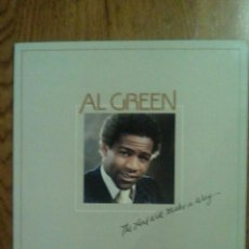 Discos de vinilo: AL GREEN - THE LORD WILL MAKE A WAY, 1980, HI RECORDS. FRANCE.. Lote 141448022