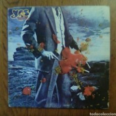 Discos de vinilo: YES - TORMATO, 1978, ATLANTIC. FRANCE.. Lote 141448649