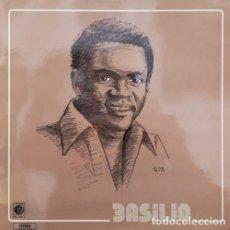 Discos de vinilo: BASILIO - NO TE PUEDO QUERER MAS - LP VINILO. Lote 141457690