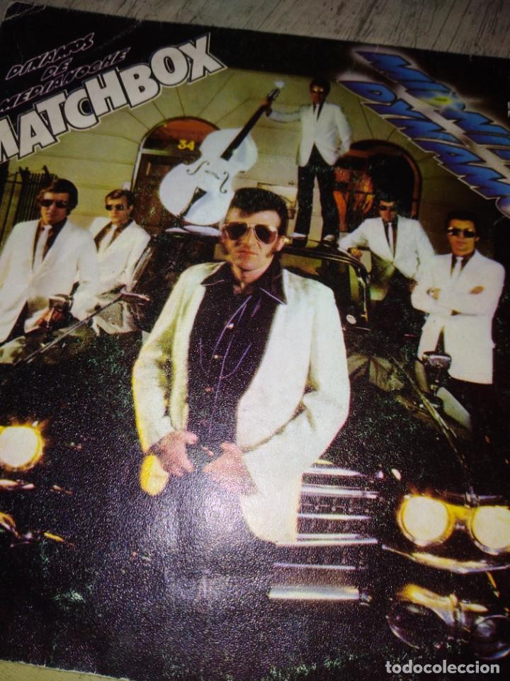 MATCHBOX SINGLE (Música - Discos de Vinilo - EPs - Rock & Roll)
