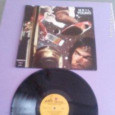 Discos de vinilo: LP. / NEIL YOUNG , GRAZY HORSE & THE BULLETS / AMERICAN STAR N BARS //REPRISE K 54 088.. Lote 141491294