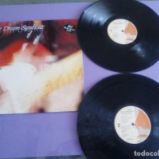 Discos de vinilo: JOYA DOBLE LP. THE DREAM SYNDICATE - LIVE AT RAJI 'S - SPAIN 1989. ENIGMA. 6D - 0645.. Lote 141492370