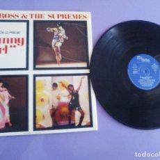 Discos de vinilo: .DIANA ROSS & THE SUPREMES LP...TEMAS DE LA PELICULA FUNNY GIRL AÑO 1974 TAMLA MOTOWN. S 32.540.. Lote 181198083