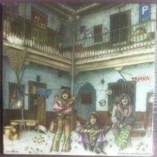 Discos de vinilo: TRIANA - EL PATIO - LP MOVIEPLAY SERIE GONG 1975. REEDICIÓN DE 1976. 17.0678/7 EX/EX. Lote 141505502