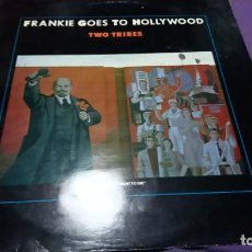 Discos de vinilo: FRANKIE GOES TO HOLLYWOOD - TWO TRIBES. Lote 141512562