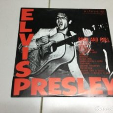 Discos de vinilo: ELVIS PRESLEY-ROCK AND ROLL. Lote 141514882