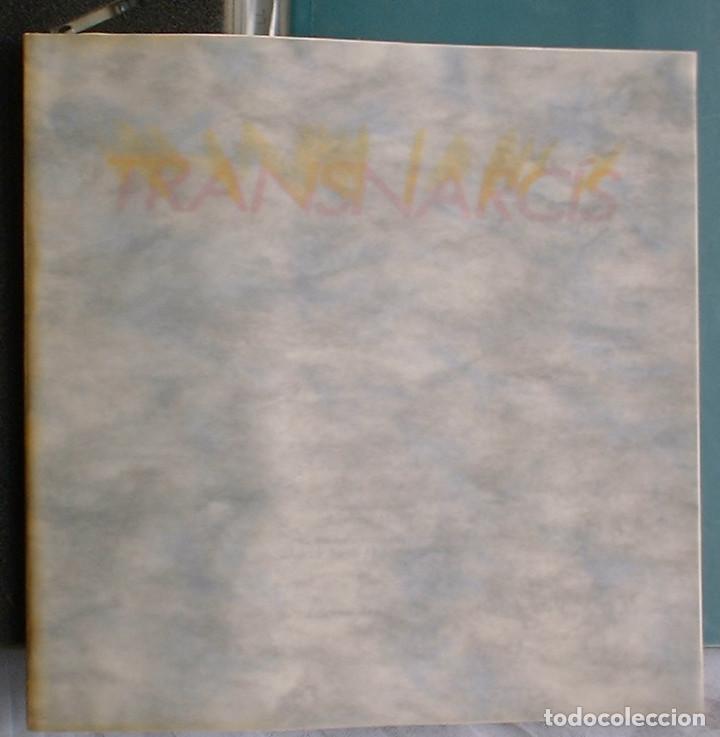 Discos de vinilo: Pau Riba - Transnarcis (Viatge ovidic dins un jardí tancat) - 2 LP 1986 Edicions de L'Eixample - Foto 5 - 141516390