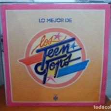 Discos de vinilo: *** LOS TEEN TOPS - LO MEJOR DE LOS TEEN TOPS - LP 1978 - LEER DESCRIPCIÓN. Lote 141550094