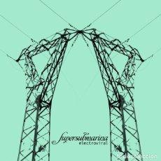 Discos de vinilo: LP SUPERSUBMARINA ELECTROVIRAL REEDICION VINILO INDIE ROCK ESPAÑA. Lote 145742524