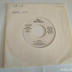 Discos de vinilo: SKILA - HYPNO ART / VINILO SINGLE PROMO TEMAZOS. Lote 141556674