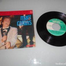 Discos de vinilo: MATT COLLINS - EP PHILIPS - EN ÉCOUTANT LA PLUIE + 3. Lote 141557294
