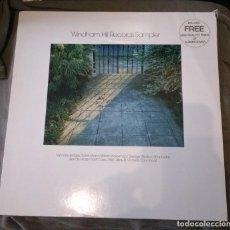 Discos de vinilo: WINDHAM HILL SAMPLER 84 . MARK ISHAM + GEORGE WINSTON + ALEX DE GRASSI. Lote 141595482