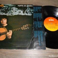 Disques de vinyle: MANZANITA - ESPIRITU SIN NOMBRE. Lote 141630786