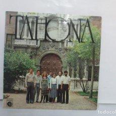 Discos de vinilo: TAHONA. LP VINILO. DISCOS ZAFIRO. NOVOLA. 1978. VER FOTOGRAFIAS ADJUNTAS. Lote 141665722