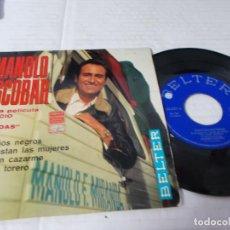 Discos de vinilo: MANOLO ESCOBAR. DE LA PELICULA JUICIO DE FALDAS. Lote 141678286