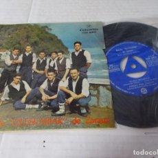 Discos de vinilo: OCHOTE OLEZKARIAK DE ZARAUZ. Lote 141679754