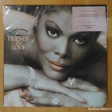 Discos de vinilo: DIONNE - FRIENDS IN LOVE - LP. Lote 141681889