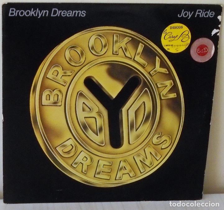 Brooklyn dreams - joy ride casablanca edic  u - Sold through