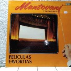 Discos de vinilo: PELÍCULAS FAVORITAS . Lote 141691470